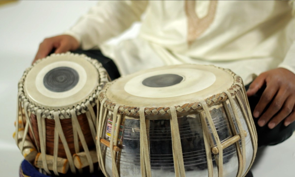 tabla demystified main drum shot
