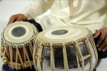 tabla demystified main drum shot