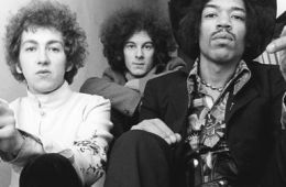 drummer mitch mitchell and jimi hendrix