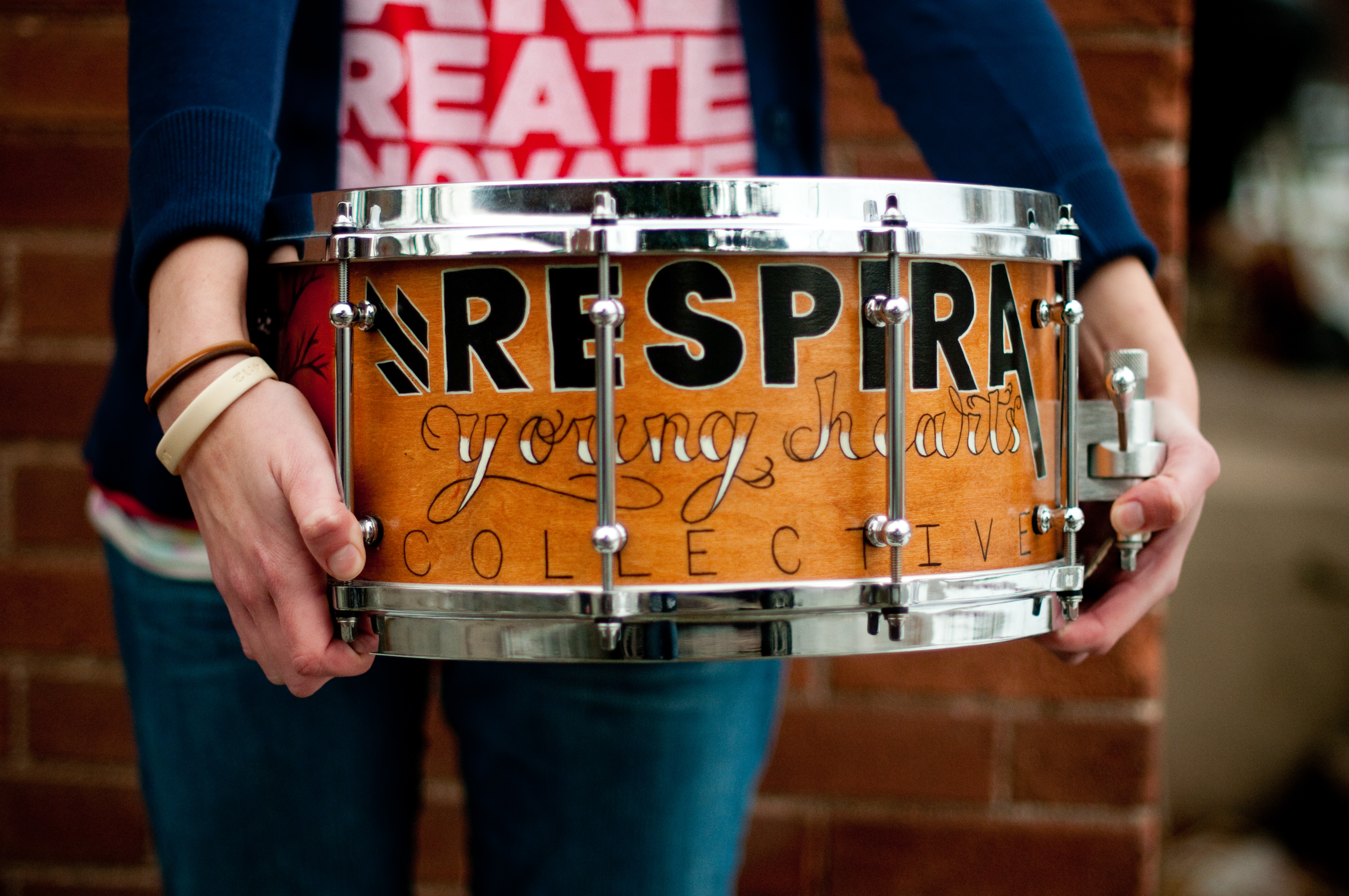 WCW: Drummer, Teacher, And Maker Liz Aponte Takes Matters Into Her