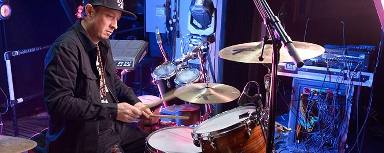 drummer adam deitch