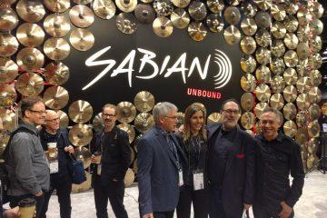 sabian namm 2019