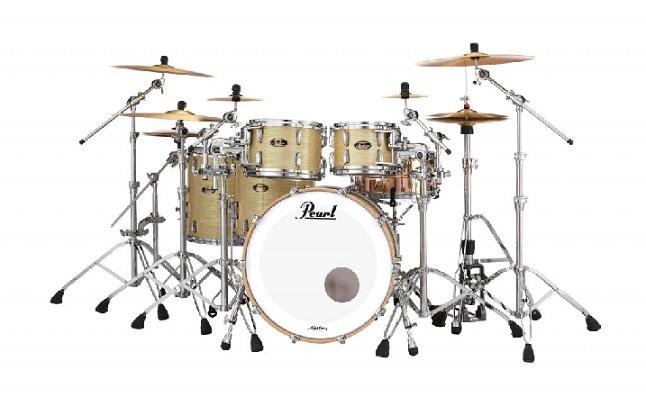 Pearl Maple/Gum Masters kit