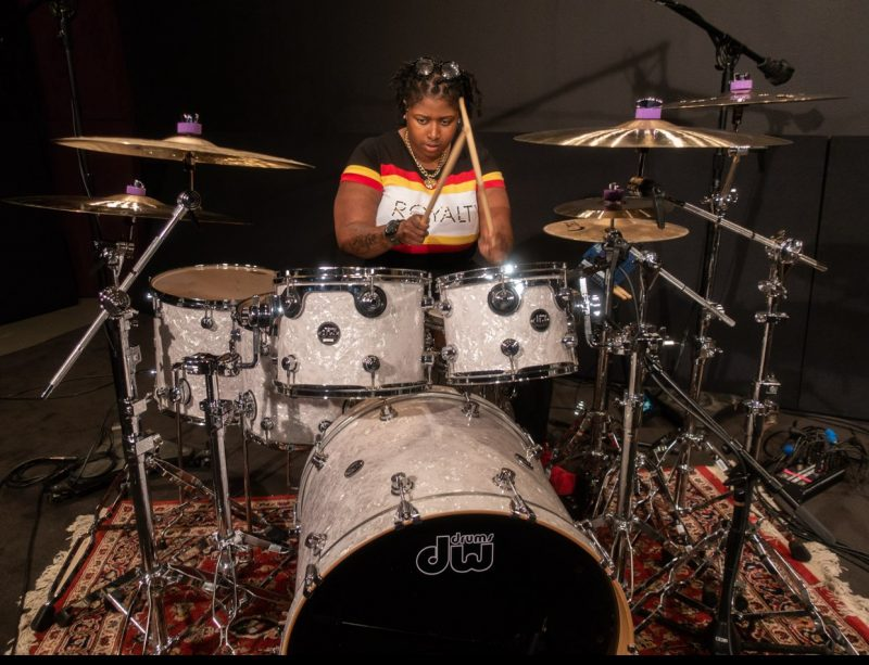 #WCW Riesha Fayson: From Reluctant Church Drummer To 'Hit Like A Girl' Champ