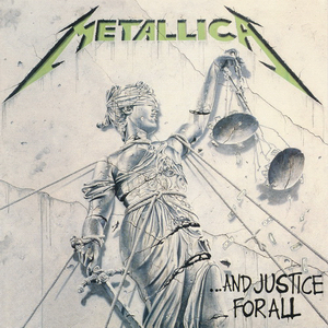 Sunday Sounds: The Raw Energy Of Metallica's '…And Justice For All'