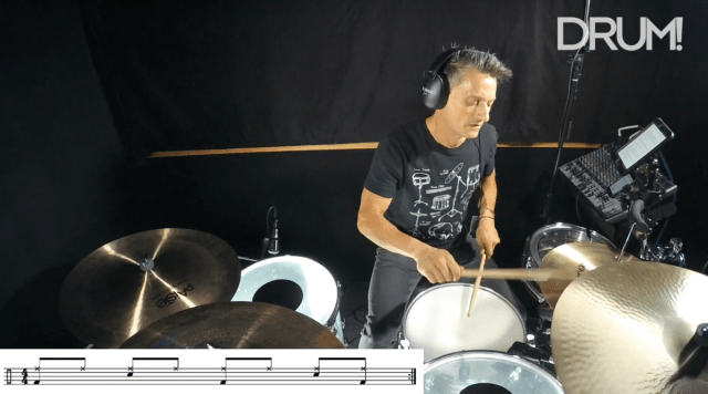 Lesson: Rock & Roll Version of the 'In-Between' Groove