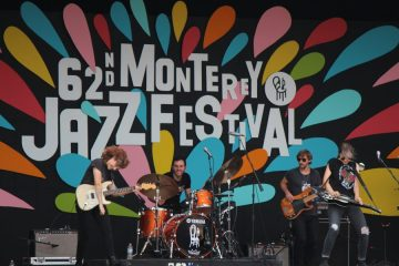 Larkin Poe rocked the main stage at the 2019 Monterey Jazz Festival