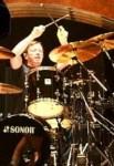 Phill rudd - Back in black - drummer.fr