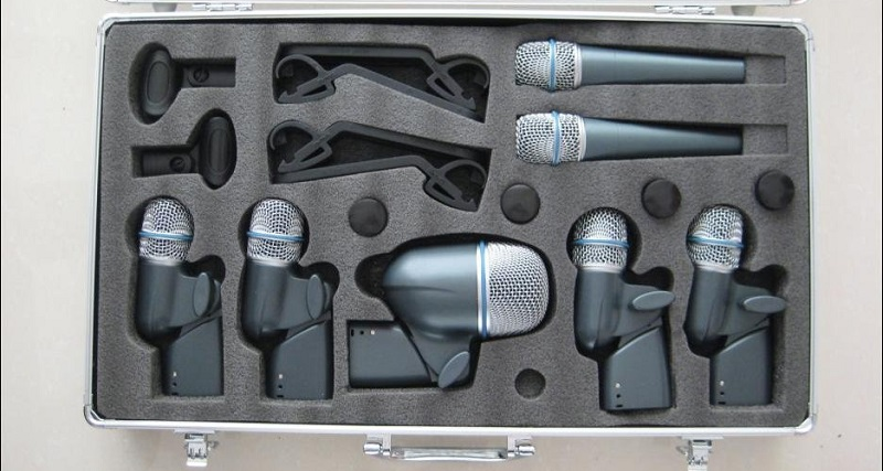 The Buying Guide For The Best Drum Mic Kit