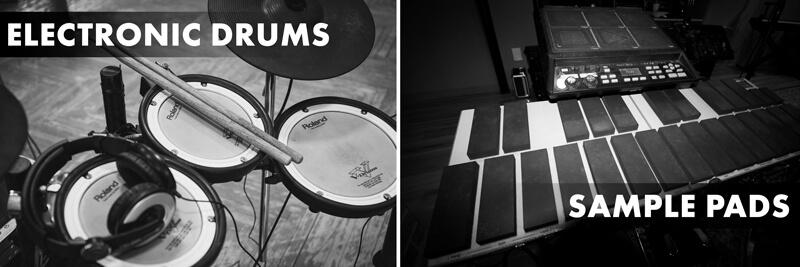 EDrums-VS-SamplePads