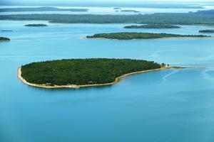 Big Trout Island