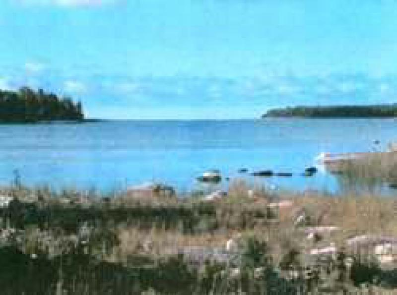 Drummond Island, Yorty Point view