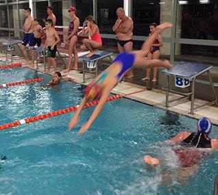 Winter Swim Club