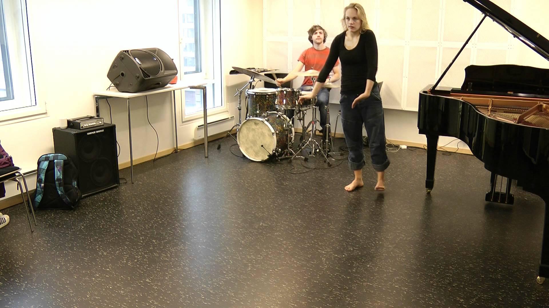 Dancers – part 4