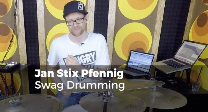 Swag Drumming mit Jan Stix Pfennig