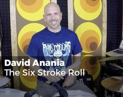 david anania - Six Stroke Roll