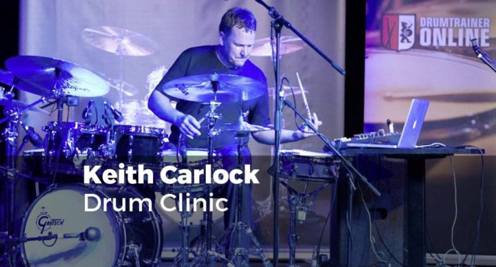 Drum Clinic with Keith Carlock