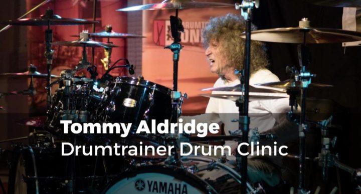 Tommy Aldridge Clinic