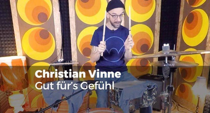 Christian Vinne - Gut für's Gefühl