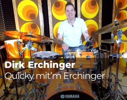 Quicky mit'm Erchinger