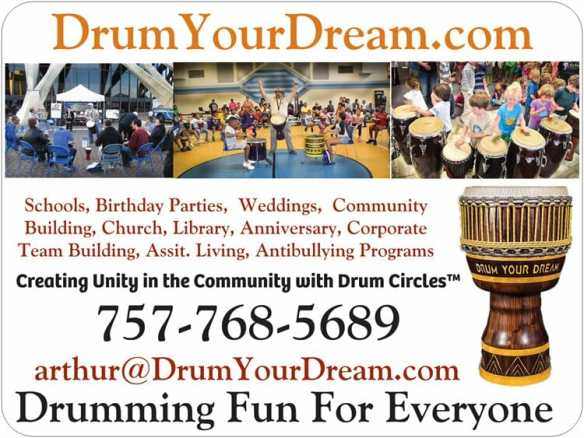 Drumming Fun for Everyone