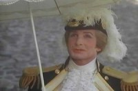"""A still of George Hamilton as Bunny Wigglesworth from """"Zorro: The Gay Blade"""""""