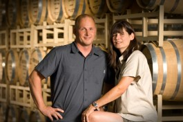 Scott and Becky Harris - Founders of Catoctin Creek