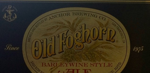 Anchor Brewing Old Foghorn