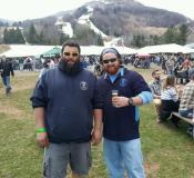 Paul and Craig of Long Beard Brewing