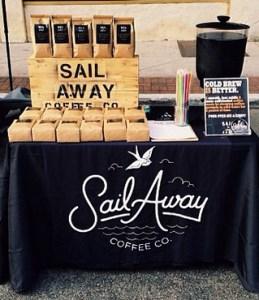 Photo © Sail Away Coffee Co. Instagram