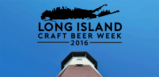 A note from Long Island Craft Beer Week 2016