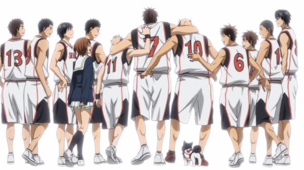 Kuroko's Basketball Review