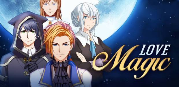 Image result for otome game love magic