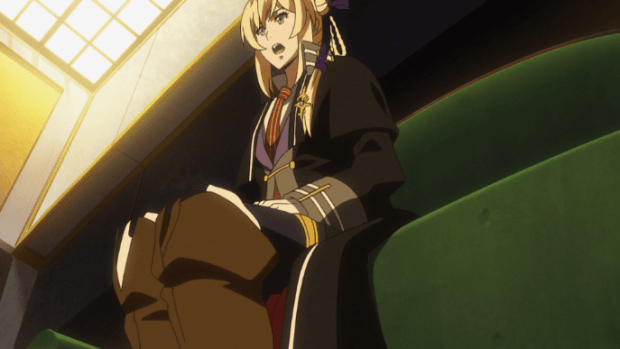 Grancrest Senki Episode 19 anime review