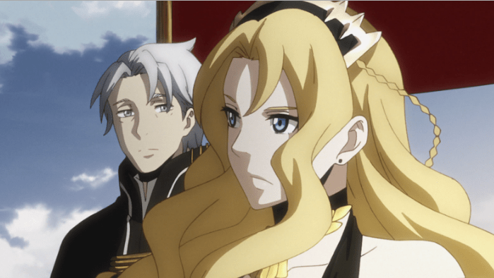 A Record of Grancrest War Ep 20 anime review