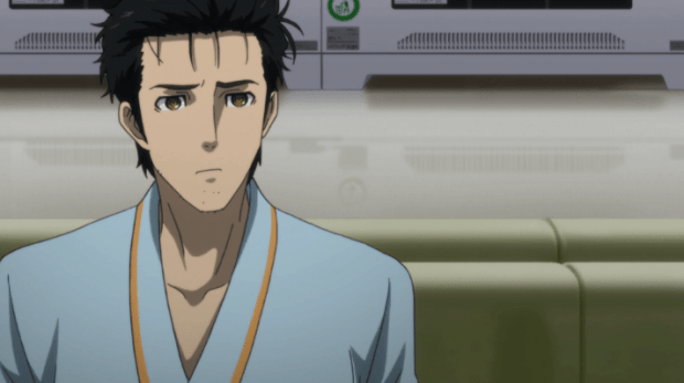Steins;Gate 0 Episode 9 anime review Okabe