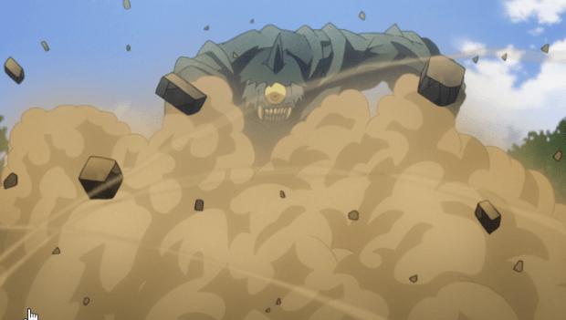 Grancrest Senki Episode 23