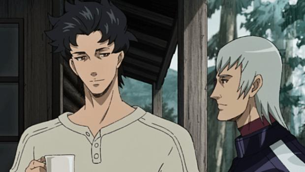 Megalo Box episode 12 Mikio and Yuri