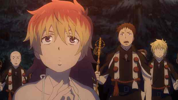 Blue exorcist kyoto saga anime review