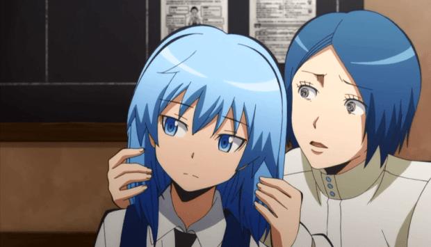 Assassination Classroom nagisa and his mom