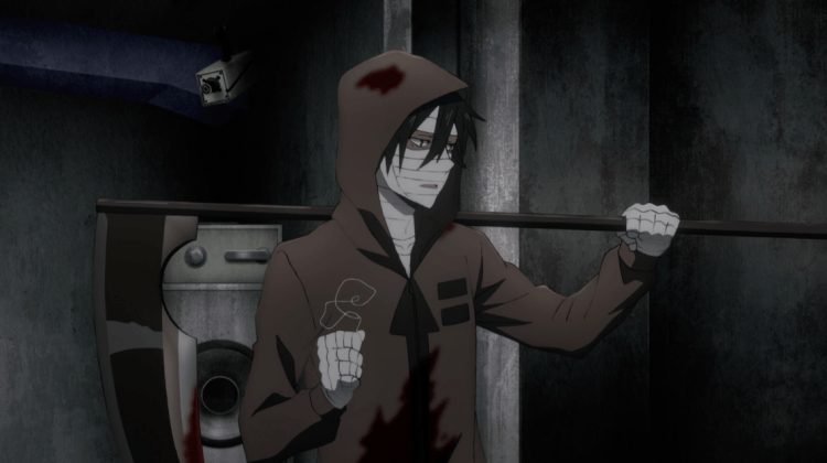 Angels of Death ep4 anime review