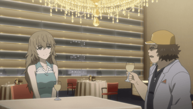 Steins;Gate 0 Ep 15 anime review
