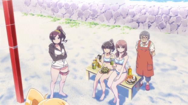 Harukana Receive episode 4 anime review