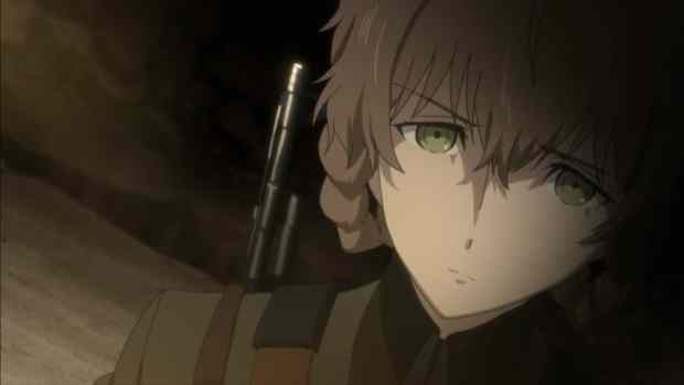 Steins Gate 0 Suzuha Soldier