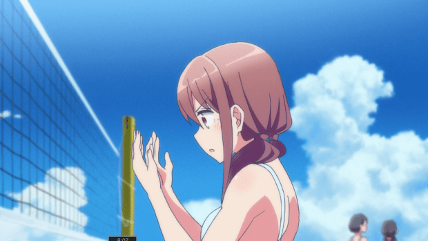 Harukana Receive Ep6 anime review