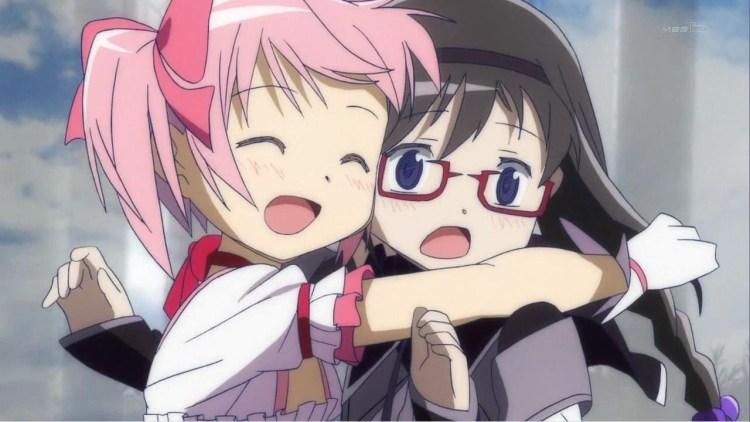 Madoka hug.jpg