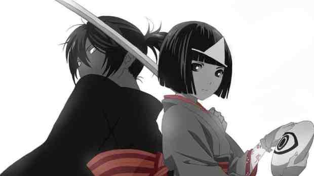 Nora and Yato.jpg