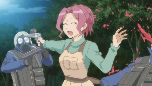 anime sabagebu