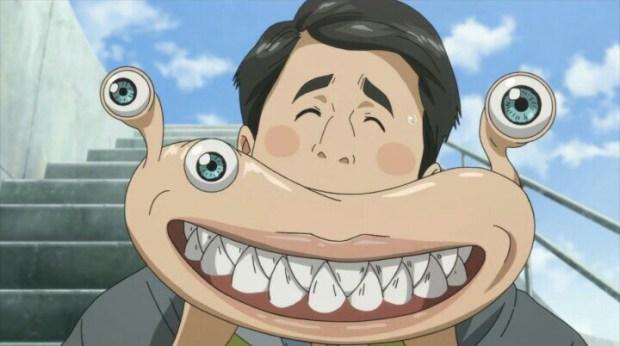 Parasyte smile