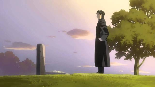 anime funeral